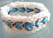 Bracelet elastique triple «Les yeux magiques»