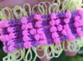 Bracelet élastique avec prénom