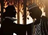 Merlin l'enchanteur et Viviane